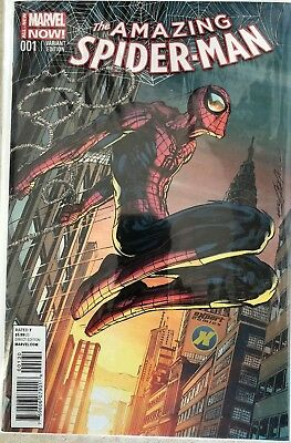 Amazing Spider-Man 1 Vol 3. Expertcomics Neal Adams Variant