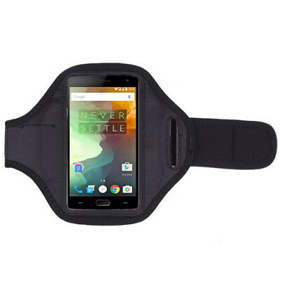 For OnePlus 6 5T 5 3T 3 Two Running Jogging Sports Gym Armband Holder Case Cover