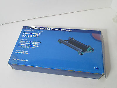 Compatible Panasonic KX-FA135 Premium Fax Film Cartridge NIB