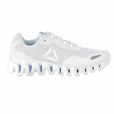 REEBOK WOMEN S ZIG Pulse SE Size 9 Light Solid Grey Cool Blue Lagoon ... 998773d0f