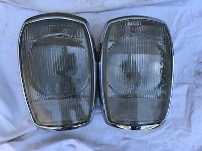 Mercedes W114 W115 200 220 230 250 280 Coupe Berlina Fanali Anteriore Headlights