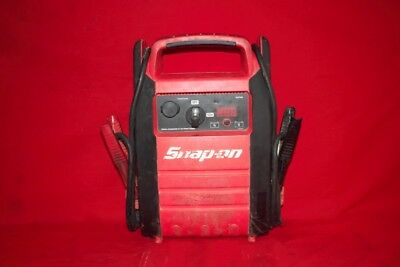 snap on eejp500 deluxe jump starter battery charger 12v power supply rh picclick com