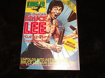Bruce lee magazine kfm kung fu monthly 20 special 20th issue martial bruce lee magazine kfm kung fu monthly 20 special 20th issue martial arts poster altavistaventures
