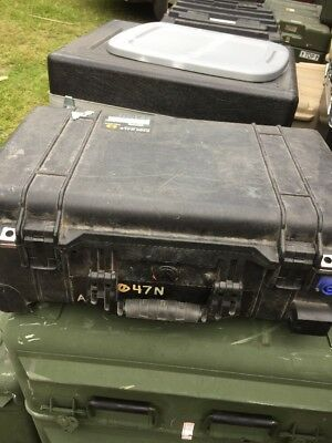 Pelican Remote Area Lighting System (RALS) 9460..case only