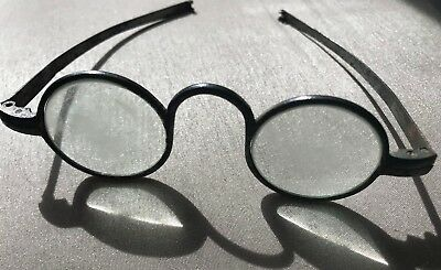 Colonial era 1700s spectacles or eyeglasses, early & rare