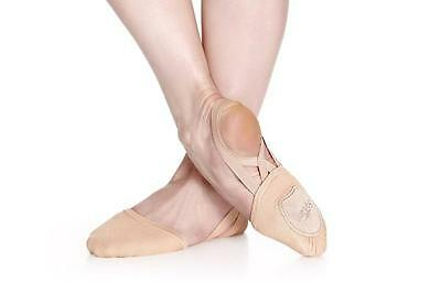 So Danca BA41-BA42 STRETCH CANVAS or LEATHER Lyrical Shoes, XS or S Sizes, NEW