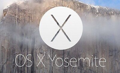 Mac-OSX Yosemite Install/Installer Recovery Disk on USB