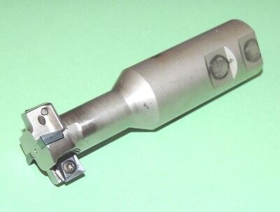"""ISCAR 1.453"""" Indexable T-Slot Milling Cutter w/ Inserts (ETS D146-062W1.25-10)"""