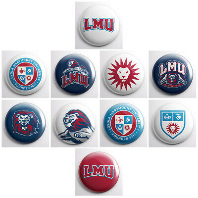 sports team pin badges college athletic pinback buttons LIBERTY FLAMES