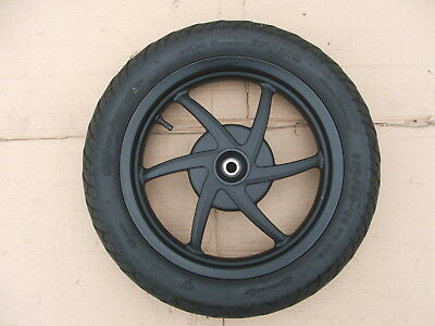 Kymco Super 8 125 Back Wheel Good Condition