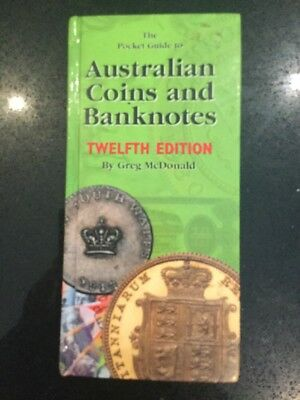 The Pocket Guidebook To Australian Coins And Banknotes 12th Edition
