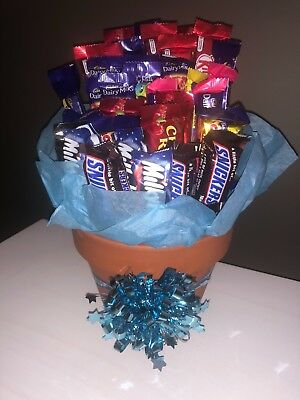 Cadbury Gift Bouquet - contains over 40 Cadbury Chocolates