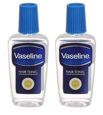 *cheap* 2 x Vaseline Hair Tonic oil  And Scalp Conditioner 200 ml