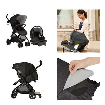 Sibby Travel System, Charcoal