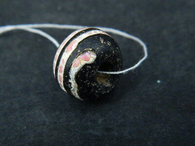 Ancient Glass Bead Italian 1700 AD  #BE5055