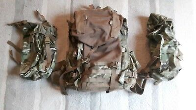 30 Litre British Army Patrol Pack MTP Multicam Military Rucksack Backpack