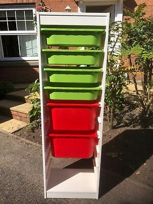 Ikea Trofast storage Unit & IKEA TROFAST STORAGE Unit - £16.00 | PicClick UK