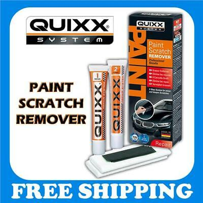 Quixx Paint Scratch Remover for Minor and Deep Scratches