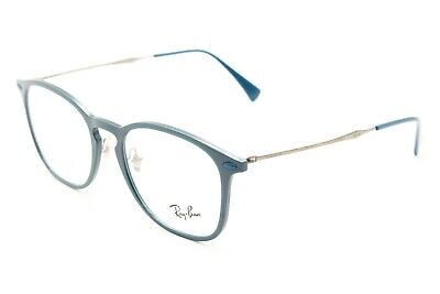 dd58913eb7 New Ray-Ban Rb 8954 8030 Graphene Matte Blue Authentic Eyeglasses Rb8954  50-18