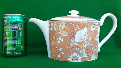 Wedgwood Teapot - Frances Pattern.