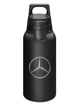 Genuine Mercedes-Benz SIGG Thermo Mug 0.3L Black Stainless Steel B66953127 NEW