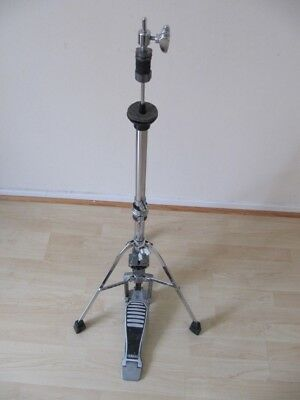 Yamaha Hihat Stand, Hi Hat Stativ -  Made in England (red label)