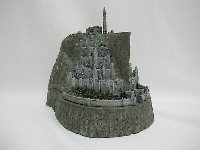 NWOB Lord of the Rings Return of the Ring Minas Tirith Collectible Trinket Box