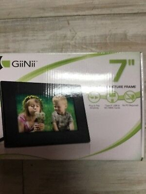 Giinii 7 Inch Led Digital Picture Frame 1169 Picclick