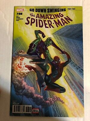 AMAZING SPIDERMAN 798 Alex Ross 1st Print 1st App  Marvel   NM+ First Red Goblin