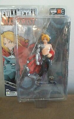 Fullmetal Alchemist Edward Elric (B) New Action Figure  2004 Banpresto