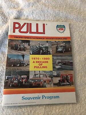 Pull Magazine-Truck National Tractor Pull Association