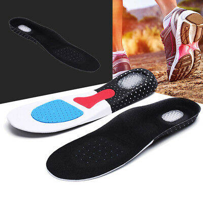 Hot 1pair Orthotic Insole Arch Support Plantar Fasciitis Foot Heel Pain Shoe Pad