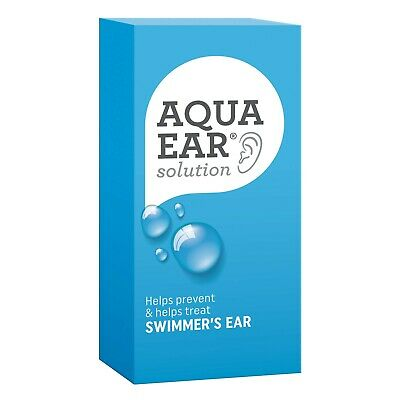 New Aquaear Ear Drops 35mL