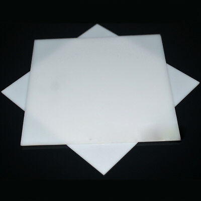 1-3mm White Acrylic Board PMMA Plexiglass Square Sheet 30*30 40*40cm A4 DIY UK