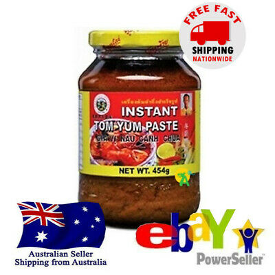 Pantai Thai Tom Yum Paste 454g Instant Soup Stir FryThailand Cooking Food Halal