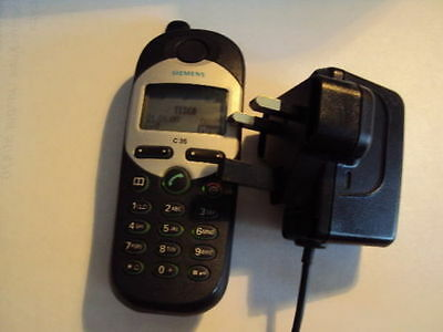 original siemens a35 on vodafone mobile phone charger new battery rh picclick co uk A35 Plane A35 Fighter Jet