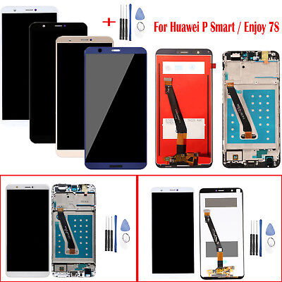 For Huawei P Smart / Enjoy 7S LCD Display Touch Screen Digitizer Replacement NEW