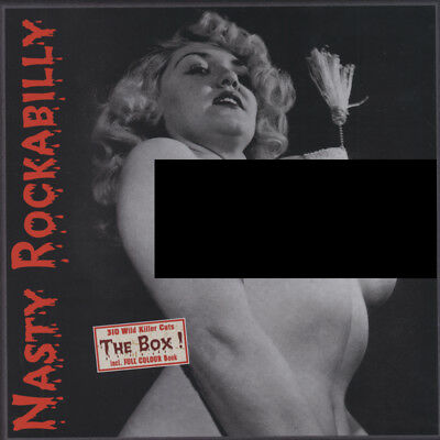 Various - Nasty Rockabilly - The Box (10-CD) - Rock & Roll