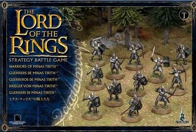 """Citadel """"the Lord Of The Rings"""" Warriors Of Minas Tirith, 04-08, Hc_Oz"""