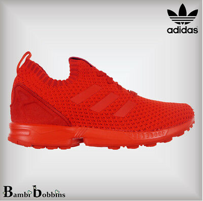 photos officielles 15084 6406a purchase adidas zx flux red junior 9900d 02ff1