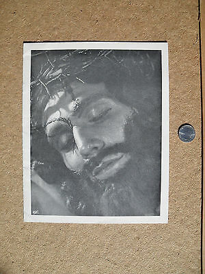 Vintage 1959 Sandusky Ohio Program THE BETRAYAL A Passion Play 12 Pgs Excellent