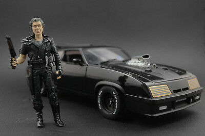 Mad Max Figur für 1:18 Ford Falcon Interceptor AUTOart