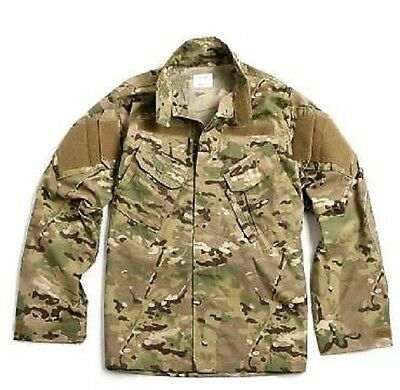 US Army Multicam OCP NyCo Combat ACU coat Jacke Jacket shirt XLR XLarge Regular