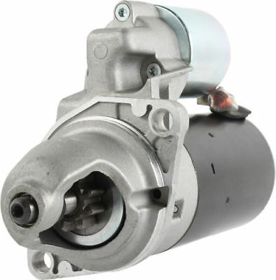 New 12V Cw Starter Fits Ruggerini Engines Is1079 Aze2642 563-49 5840203 56349