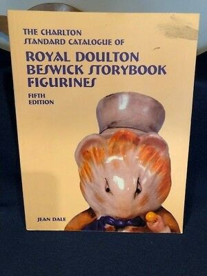 Charlton Catalogue of Royal Doulton Beswick Storybook Figurines 5th Ed Book Dale