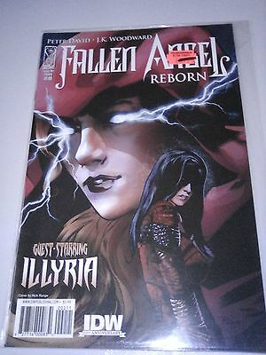 Fallen Angel Reborn Issue 2 B