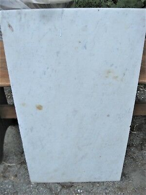 Antique White Marble Top