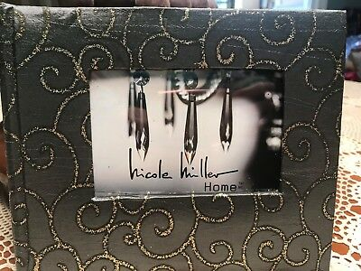 Newnicole Miller200 6x4photo Album Silvervinyl Wedding