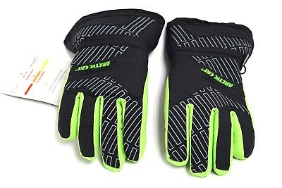 Youth Kid Arctic Cat Snowmobile Green Gloves S M L XL 5292-031 5292-032 5292-034