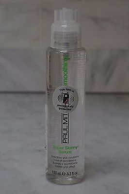 8.5 oz. Paul Mitchell Smoothing Super Skinny Serum. 250ml. NEW. PLEASE READ.